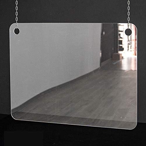 Mampara de protección | Metacrilato Transparente 2mm | Mampara ...