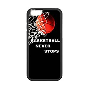 Generic Fashion basketball never stops Personalized iPhone 6 4.7inch Case Cover