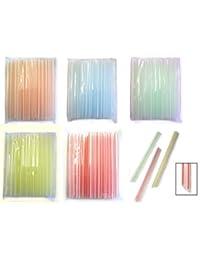 Purchase 4 Packs (180 Straws) Boba Jumbo Wide Straw 7.75