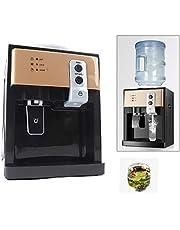 sujrtuj Elektrische warm- en koudwaterdispenser voor het huishouden, 220 V, mini-desktop-waterdispenser