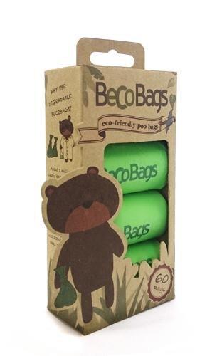 Beco Things becopo cket Refills 60 excrementos Bolsa biobags BECOThings