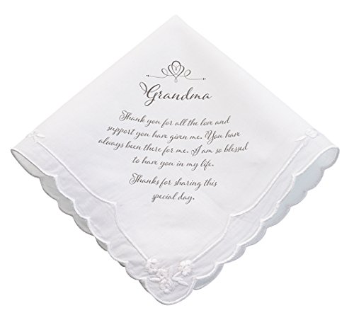 Lillian Rose Grandma Hankie, 6.5""