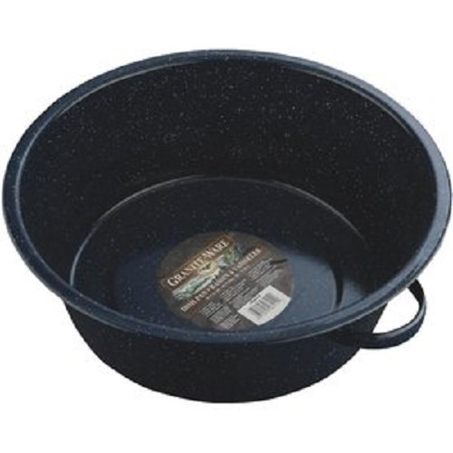 Granite Ware 6414-6 Dish Pan, 10-Quart
