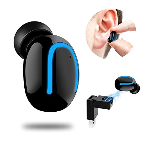 Bluetooth Earbud, G-AOA Mini Bluetooth Wireless Earbud Bluet