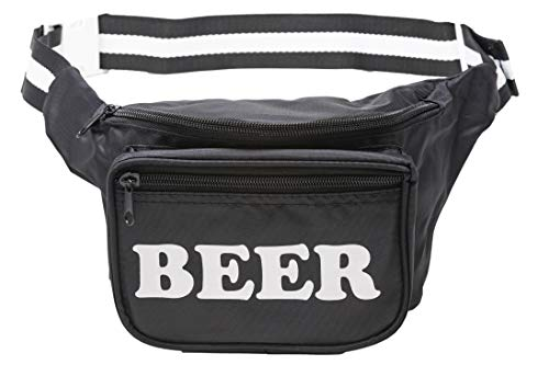 (Funny Guy Mugs Beer Premium Fanny Pack - Party Fanny Pack)