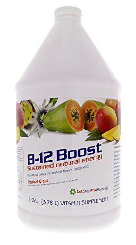 1st Step for Energy B12 Tropical Blast 128 fl oz 1 gal