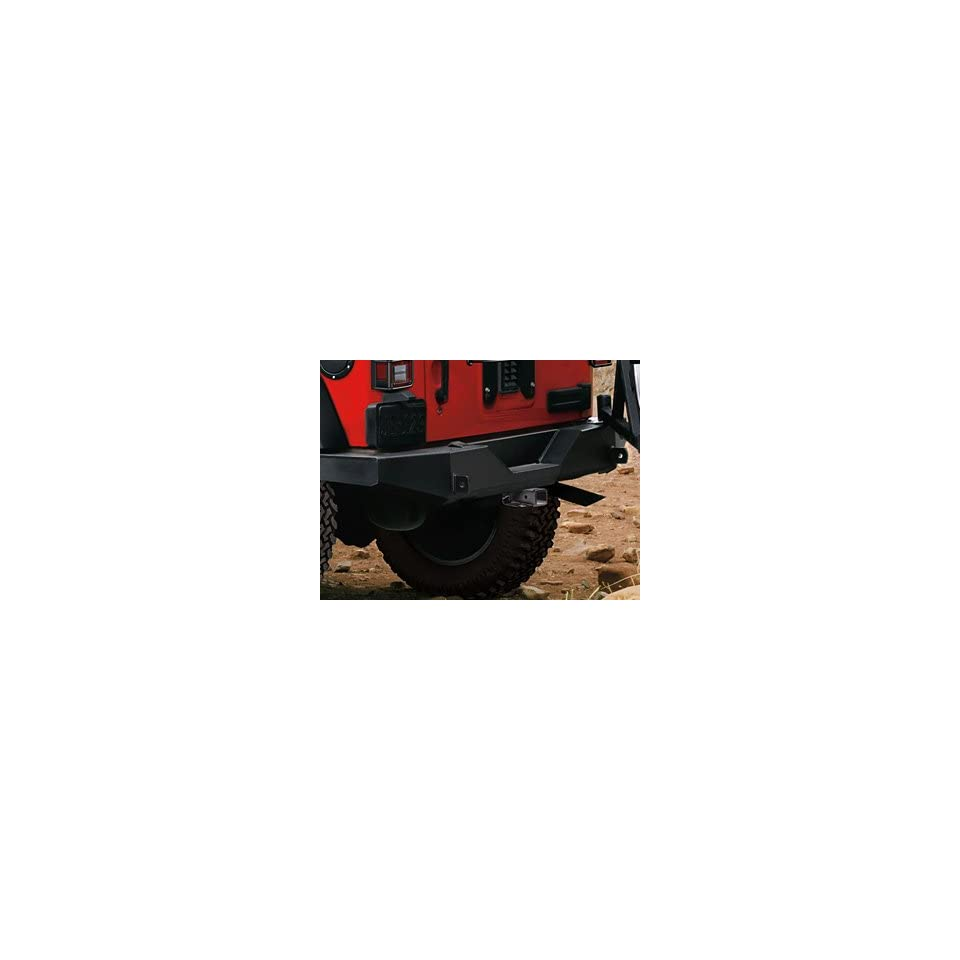 Genuine Jeep Accessories 82210230 Hitch Receiver
