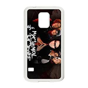 Personalized Durable Cases Cccak Samsung Galaxy S5 Mini White My Chemical Romance Protection Cover