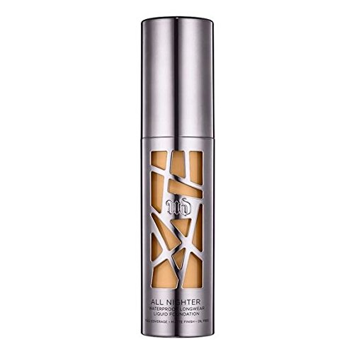 Liquid Foundation All Nighter - 5 - Medium