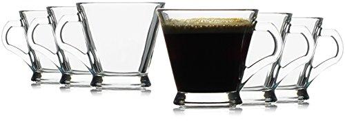 espresso cups 6 oz - 6