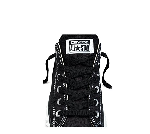 Shoelaces Converse (Converse Flat High Top 54 Inch BLACK Shoelaces)