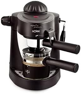 Solac CH6350 espresso pressure - Cafetera de espresso: Amazon.es ...