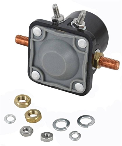 STARTER FITS SOLENOID SWITCH JOHNSON OMC EVINRUDE OUTBOARD 383622 395419 582708 586180 47886 47886T (Evinrude Omc Starter)