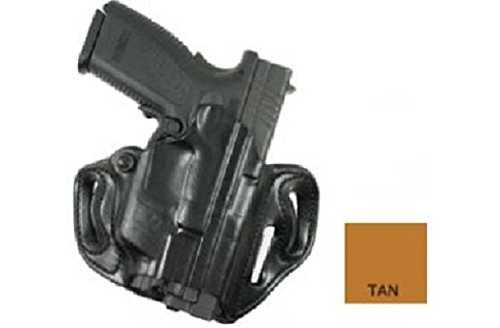 DeSantis Speed Scabbard Sig P320 & P250 Full Size 002BA7HZ0, Color, Right, Black by DeSantis