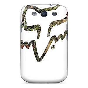 New Arrival Camo Fox Racing For Galaxy S3 Cases Covers