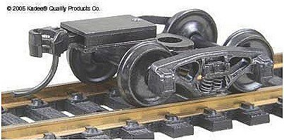 HO Bettendorf Trk w/Coupler, 33
