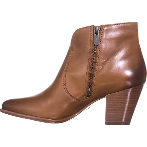 Ankle Jennifer Booties Frye Cognac Women's 7qUxxEF