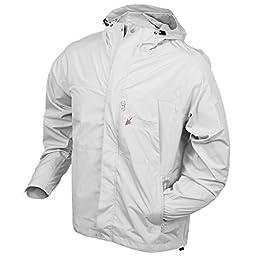 Frogg Toggs Women\'S Java Toadz 2.5 Jacket, White, Medium