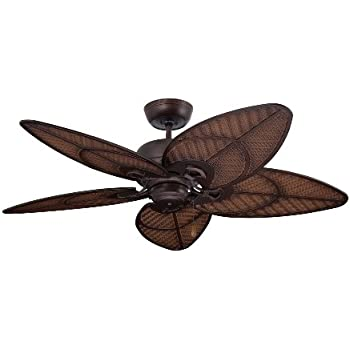 Charmant Emerson Ceiling Fans CF621VNB Batalie Breeze 52 Inch Indoor Outdoor Ceiling  Fan, Wet Rated