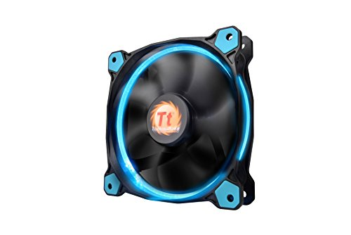 Thermaltake Riing 12 Series High Static Pressure 120mm Circular LED