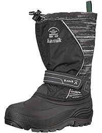 Kamik Boy's SNOWCOASTP Boots