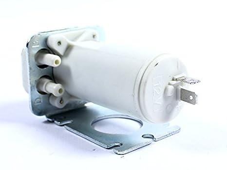 Bomba 12 V Scheibe waschanlage eléctrica nuevo 1698500100: Amazon.es: Coche y moto