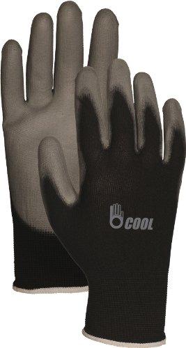 Bellingham 7801 B Cool Medium Nylon Knit Breathable Tough Gloves, (Pack of 2)