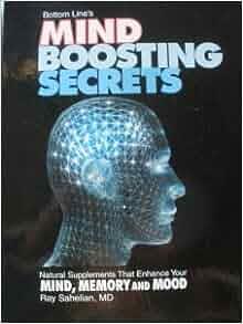 Memory booster vitamins herbs