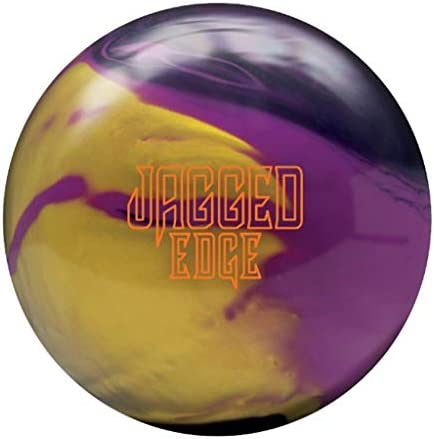Brunswick Jagged Edge Hybrid VIO Grape Gold 15lb