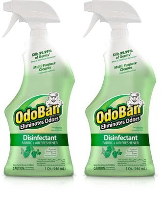 Odoban Disinfectant Eliminate Odors Pack of 2 (32 oz) ODO-32