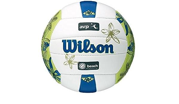 Wilson - balon voley playa wilson: Amazon.es: Juguetes y juegos