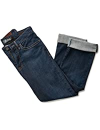 Men's Charisma Comfort Rise Relaxed Straight Leg Jeans
