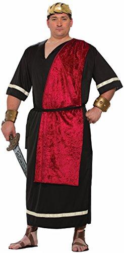 [Forum Roman Senator Caesar Costume XL] (Roman Emperor Costume Accessories)