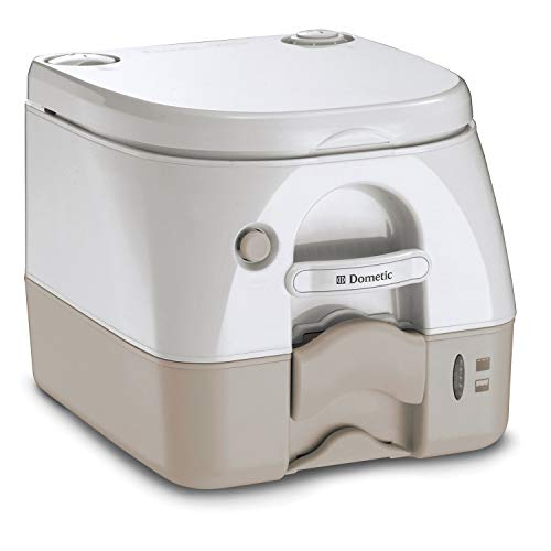 Dometic 972 Portable Toilet 2.6 Gallon