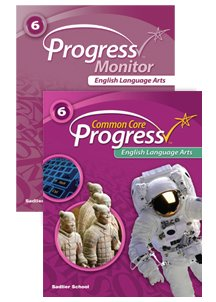 Common Core Progress English Language Arts Student Set Bundle Grade 6 ebook
