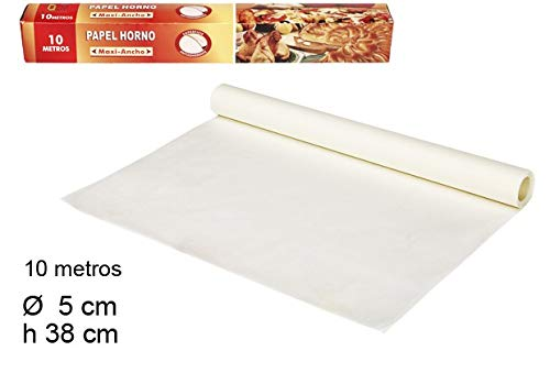 SANCHIS Papel para Horno Rollo 10 MTS.: Amazon.es: Hogar
