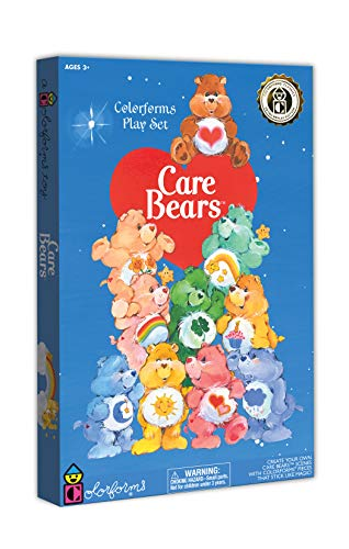 Colorforms Classics Care Bears