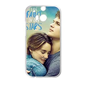 The Fault In Our Stars HTC One M8 Cell Phone Case White DIY Gift xxy002_0336681