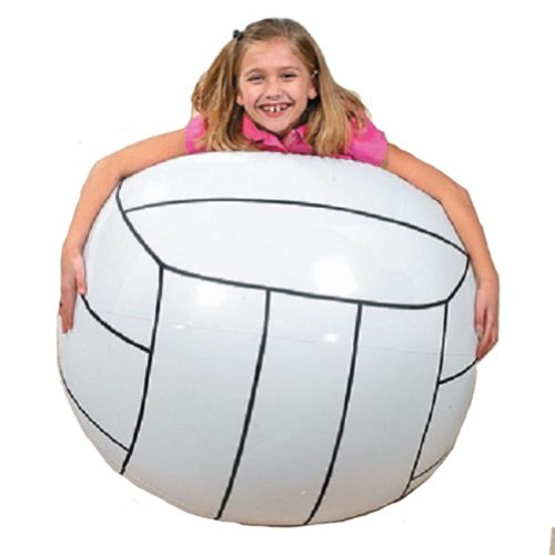 Giant Inflatable Volleyball Outdoor Fun