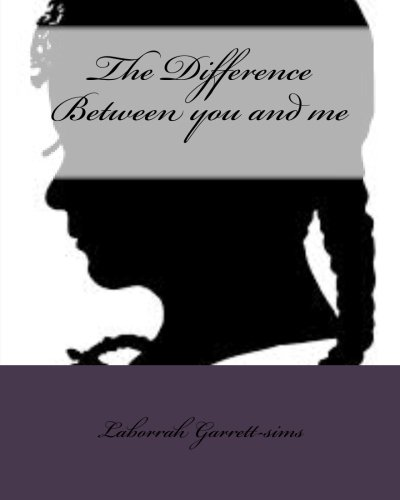 Download The Difference Between you and me pdf