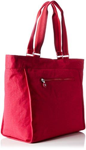 Cherry C L New Shopper Pink Rose Cabas Kipling RE0Xgqwx0