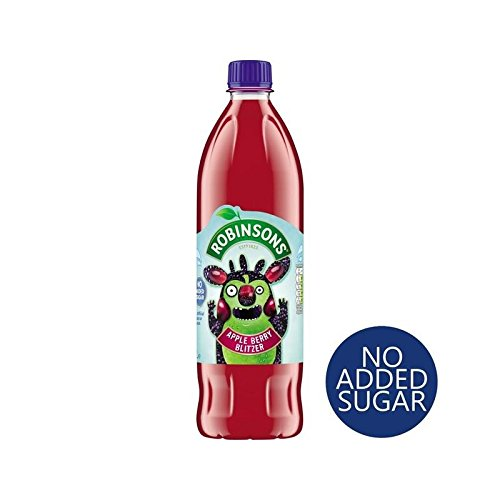 Robinsons Apple (Robinsons Apple BlackBerry No Added Sugar 1L (Pack of 6))