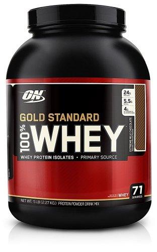 Gold Standard Whey, Extreme Milk Chocolate, 5lb