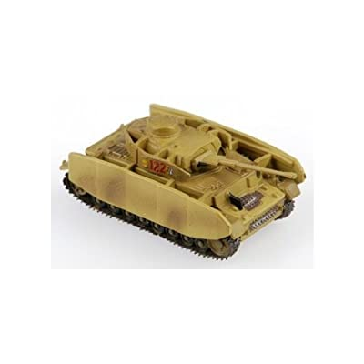 1:144 Scale WWII Tank: Panzer IV Ausf. H: Toys & Games