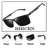 Bircen Mens Polarized Driving Sunglasses For Mens