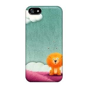 GuyMWam Case Cover For Iphone 5/5s Ultra Slim IBkSIZl127piBll Case Cover