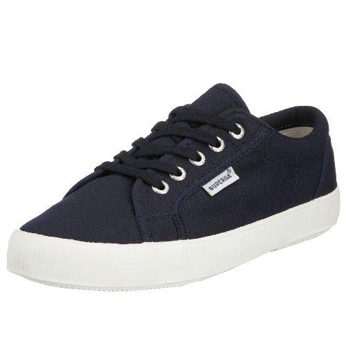 Superga - Zapatillas de deporte de algodón para hombre Azul (Blau)