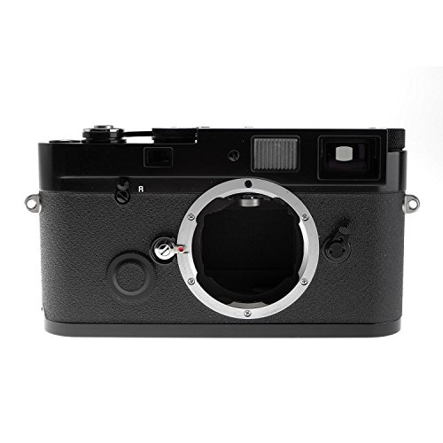 0.72 Viewfinder (Leica MP 10302 35mm Rangefinder Camera with 0.72x Viewfinder (Black))