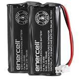 Enercell 2.4V/750mAh Ni-MH Battery For Vtech 6010 (2-pack) (2301585)