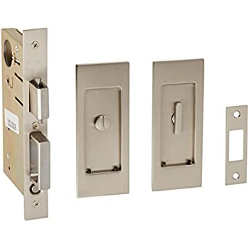 Baldwin Pd006 Pass Santa Monica Passage Pocket Door Set